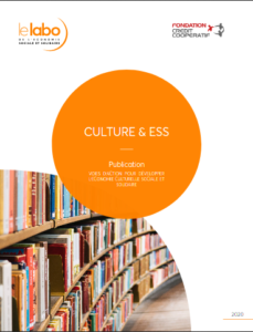 couverture Culture & ESS